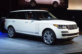 range rover van ultra luxurious 200k range rover on the way auto express