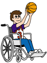 basketball clipart images wheelchair basketball clipart image 38516