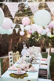 kara u0027s party ideas shabby chic alice in wonderland birthday party