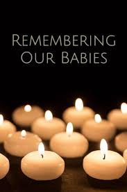 infant loss candles remembering our babies