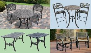 outdoor iron table and chairs painted sky designs home tables chairs