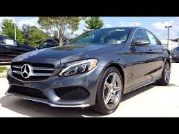 mercedes c class c300 2015 mercedes c class c300 sport review start up