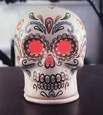 sugar skull wax warmer day of the dead sugar skulls halloween