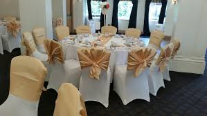 table and chair cover rentals chair cover hire kent