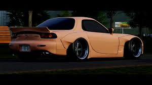 stanced rx7 mazda rx7 rb illegal stance forza horizon 3 youtube