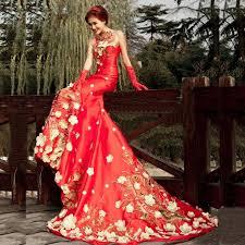 brautkleider rot brautkleid in rot bedeutung der farbe und tipps für mutige bräute