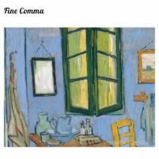gogh chambre à arles chambre en arles première version by vincent gogh peint à la