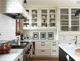 kitchens with glass cabinets the best 25 glass cabinet doors ideas on pinterest glass kitchen