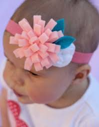 diy baby hair bows 41 how to make hair bows babies and you tip junkie
