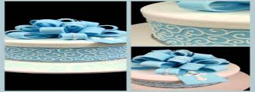decorating ideas for christening cakes youtube