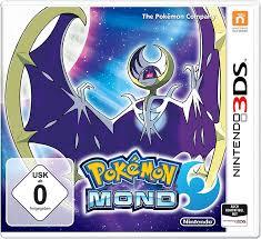 Pokemon X And Y Map Pokémon Mond 3ds Nintendo 3ds Amazon De Games