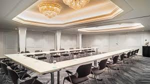 plan your meeting in frankfurt at the le meridien hotel