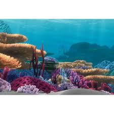 penn plax finding nemo 20 gal tank background walmart com
