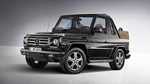 mercedes convertible do you want a mercedes g wagen convertible autoweek