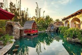 Garden Ideas Perth Pool Landscaping Design View In Gallery Amazing Tropical Garden