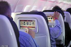 end of the inflight movie screens set to be axed from long haul