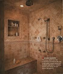 master bathroom shower designs our master bathroom spa shower plans the log home guide
