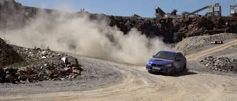 subaru wrx off road subaru knows the best way to sell the wrx sti is awesome rally
