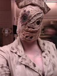 my silent hill nurse costume a nurse costume dyeing sewing