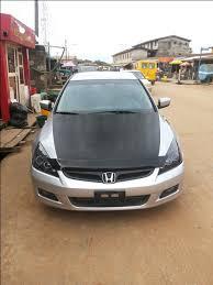 well pimped 2003 honda accord autos nigeria