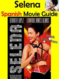 selena biography in spanish selena movie packet in spanish 64 pages by spark enthusiasm spanish