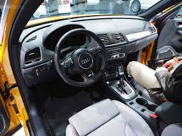 Audi Q3 Interior Pictures 2016 Audi Q3 Facelift Launched At Detroit Auto Show