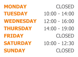 opening times house of objects