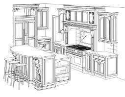 kitchen design plan cool kitchen design plans small kitchen plans