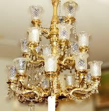 Large Chandelier 3 Tier Vintage Brass And Large Chandelier Vintage Grind