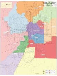 Map Of Redmond Oregon by Bend La Pine Schools Attendance Areas