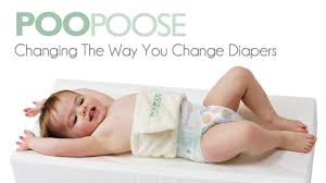 change table mat poopoose baby changing pad demo video youtube