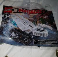 lego 30427 ninjago movie mini ice tank 71 pcs new factory sealed