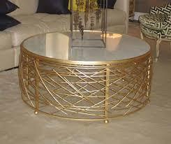gold nesting coffee table coffee tables morgik