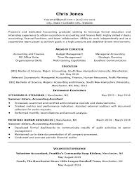 sample human resources resume entry level career life situation