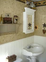 Country Bathroom Decor Home Design Gallery