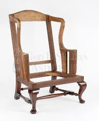 Pictures Of Queen Anne Chairs by Queen Anne Wing Chair Newport Ri Clocks 007054 Gary Sullivan
