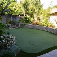 Backyard Putting Green Designs by Www Synlawnvancouver Ca Synthetic Grass Putting Greens In