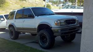 lifted pictures of 2000 eddie s ford explorer and ford