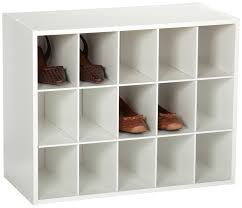 organizer shoe racks and organizers menards shelves sneaker rack