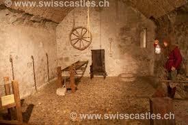 chambre des tortures vaud le château de grandson