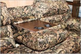 Cheap Rocking Recliners Furniture Camo Rocker Recliner Mossy Oak Camo Couch