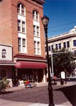 Awning Building Preservation Brief 44 The Use Of Awnings On Historic Buildings