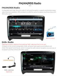 8 8 inch 1280 480 android 6 0 touchscrenn radio for 2006 2014 audi