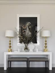 console table decor ideas console table decor on classic awesome ideas for with baskets design