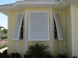 Storm Awnings Exterior Design Bahama Shutters Wood Shutters Exterior Lowes