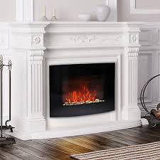Led Fireplace Heater by Wall Mounted Fire Zeppy Io
