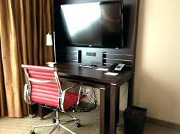 The Range Computer Desk Tv Stand With Computer Desk Tandemdesigns Co Regard To Decor 8