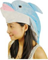 Dolphin Halloween Costume Amazon Dolphin Headband Costume Plush Stuffed Animal Head