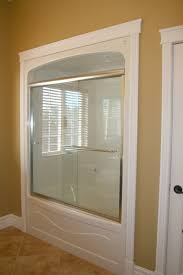 three piece bathtub tub shower enclosures one piece framed bathroom pinterest