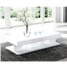 Coffee Tables With Led Lights White Gloss Coffee Table White Gloss Coffee Table Led Daprafazer Co